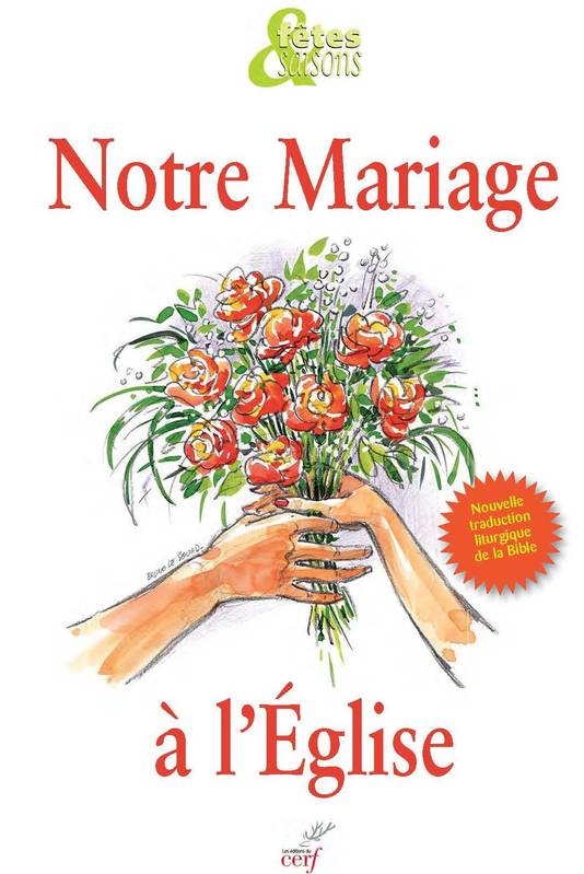 NOTRE MARIAGE A L'EGLISE NED