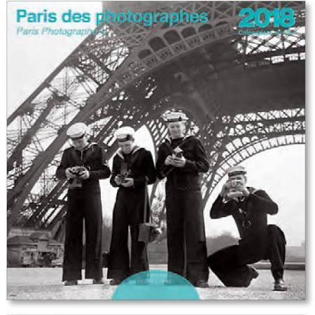 CALENDRIER PARIS DES PHOTOGRAPHES 2018