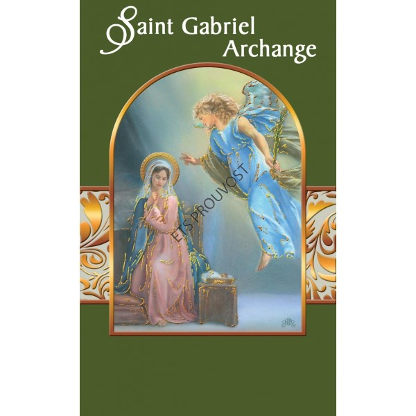 LOT DE 12  CARTES DOUBLES BIBLIO ST GABRIEL