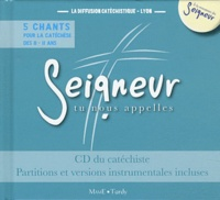 8-11 ANS - CD DU CATECHISTE BLEU + PARTITIONS - MODULES 5 A 8
