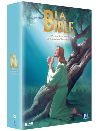 COFFRET LA BIBLE L'INTEGRALE   6 DVD