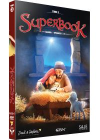 SUPERBOOK TOME 3   DVD