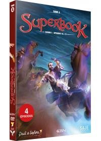 SUPERBOOK TOME 4 - DVD