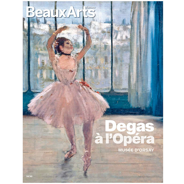 DEGAS A L'OPERA  -  MUSEE D'ORSAY