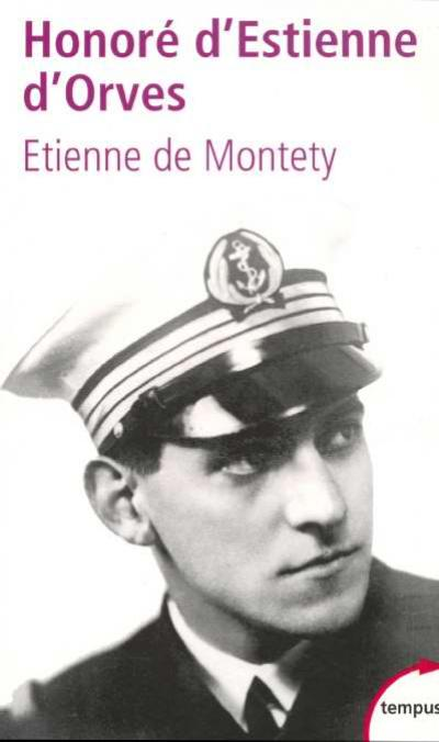 HONORE D'ESTIENNE D'ORVES