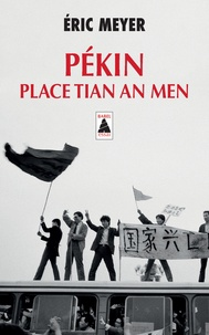 PEKIN, PLACE TIAN AN MEN (BABEL)