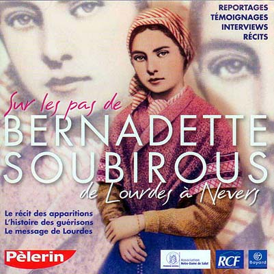 BERNADETTE SOUBIROU CD AUDIO