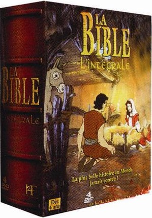 LA BIBLE INTEGRALE COFFRET DVD