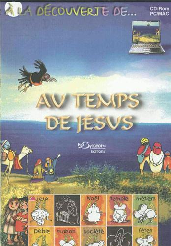 AU TEMPS DE JESUS CD ROM