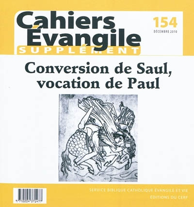 CONVERSION DE SAUL, VOCATION D