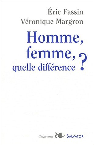 HOMME, FEMME, QUELLE DIFFERENCE ?