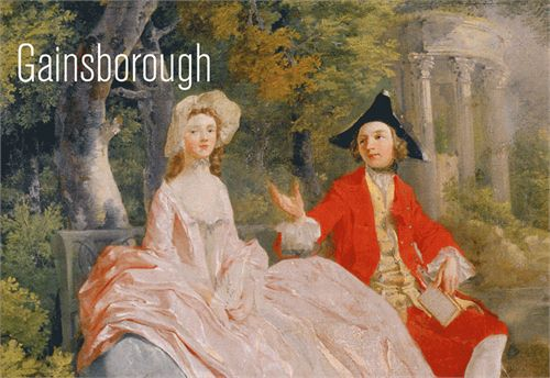 POCHETTE GAINSBOROUGH