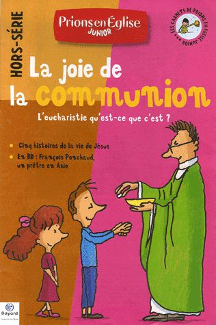 COMMUNION CARNET HS PRIONS JUNIOR