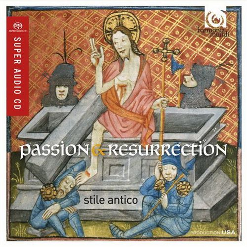 PASSION RESURRECTION CD