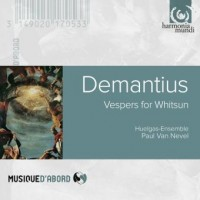 DEMANTIUS VEPRES CD