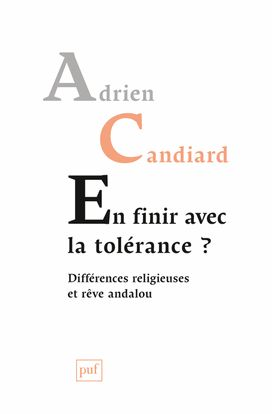 EN FINIR AVEC LA TOLERANCE ?