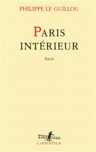 PARIS INTERIEUR RECIT