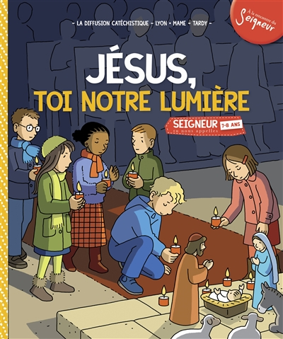 7-8 ANS - MODULE 4 - JESUS, TO