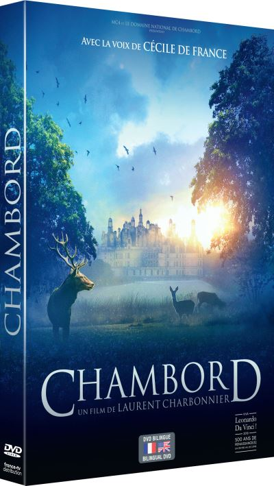 CHAMBORD, LE CYCLE ETERNEL - DVD