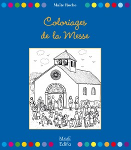 COLORIAGES DE LA MESSE