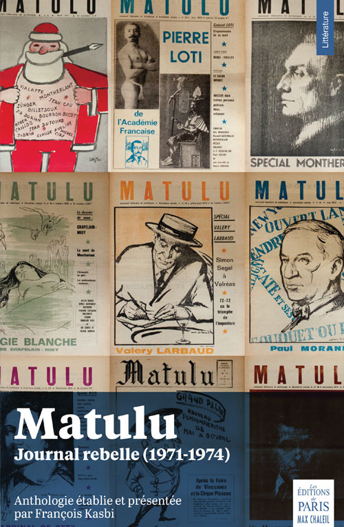 Matulu, journal rebelle (1971-1974)