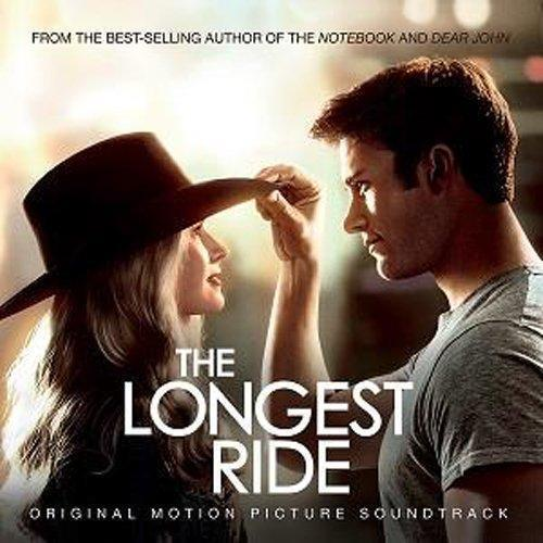 CD   THE LONGEST RIDE (CHEMIN CROISES)