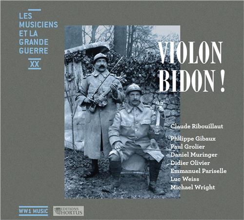 VIOLON BIDON ! - CD