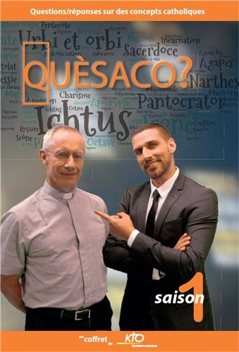 QUESACO ? - SAISON 1 - DVD