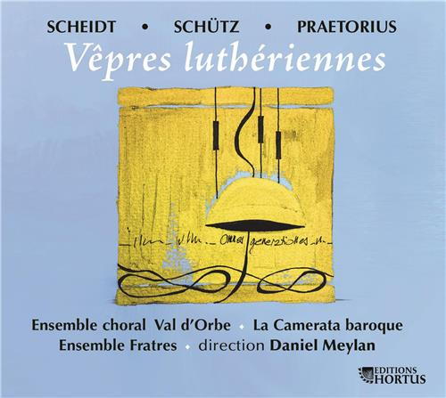 VEPRES LUTHERIENNES - CD