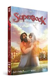 SUPERBOOK TOME 6, SAISON 2 EPISODES 4 A 6   DVD