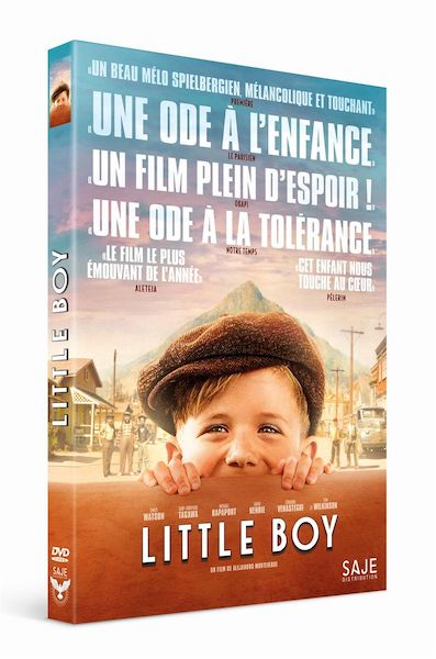 LITTLE BOY - DVD