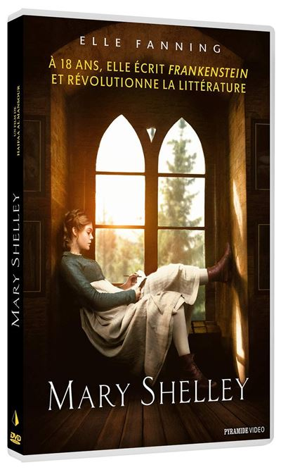 MARY SHELLEY   DVD