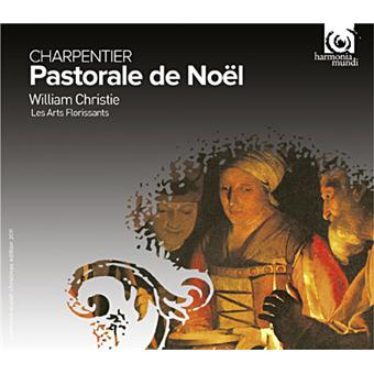 PASTORALE DE NOEL CD PAR WILLIAM CHRISTIE