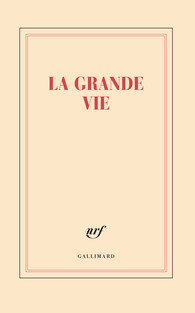 PAPETERIE GALLIMARD GRAND CARNET