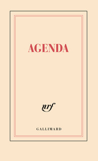 PAPETERIE BLANCHE AGENDA 2018