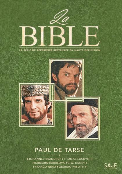 PAUL DE TARSE - DVD LA BIBLE - EPISODE 12