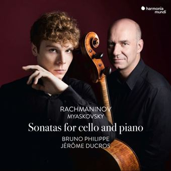 SONATAS FOR CELLO AND PIANO RACHMANONOV CD