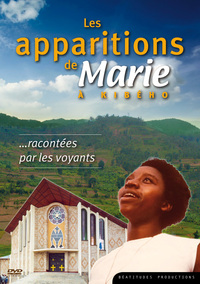 DVD LES APPARITIONS DE MARIE A KIBEHO